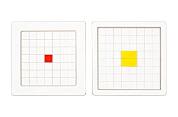 Spielzeug SINA Gabe 3 Fröbel Spiel Würfel 25mm Halbkreise Kreise Dreiecke NEU Erzgebirge
