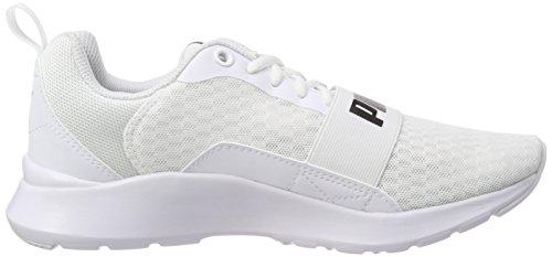 02 Scarpe Ginnastica Bianco Wired Basse Puma White 6f6q4r