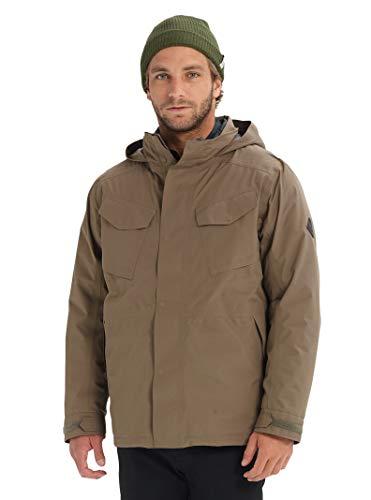 Burton Men's Gore-Tex Edgecomb Insulator Jacket, Falcon, Med