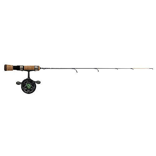 13 Fishing SND29QT-RH RH Snitch/Decent Inline Ice Combo with Quick Tip, 29″ Review