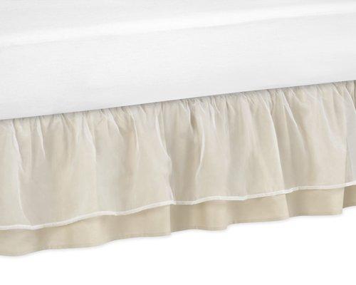 Sweet Jojo Designs Victoria Queen Bed Skirt for Children