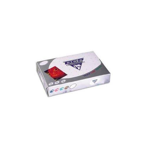 CLAIREFONTAINE Lot de 3 Ramettes 250 Feuilles Papier DCP 120g A3 420x297 mm Certifi/é FSC Blanc