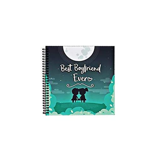 Best Boyfriend Ever Memory Book