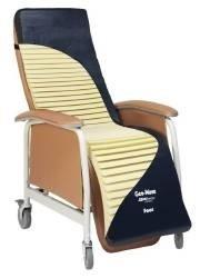 Geo-Wave Reclining Chair Cushion - 18'' Width Foam - 1 Each / Each