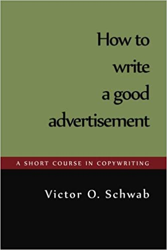 Book Title - How to Write a Good Advertisement