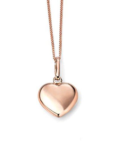 Pendentif Coeur Or Rose 9carats