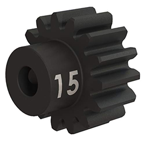 Traxxas 3945X 15-Tooth Hardened Steel Pinion Gear (32 Pitch)