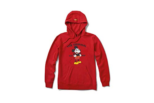 Vans Mickeys 90TH Classic PO Chili Pepper RED Size M