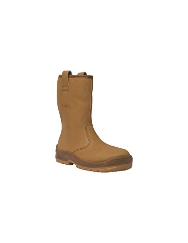 Jallatte 1001709006 Safety Boots Jalfrigg S3 cold resistant and anti-slip (IC SRC) Brown clearance official KOq954p
