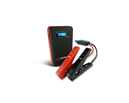 Schumacher SL1314 600 Peak Amp Lithium Ion Jump Starter with USB Portable Power Port