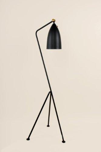 Control Brand LBF001BLACK Grasshopper Floor lamp