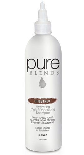 The Best Hair Products For Each Hair Type | Pure Blends Hydrating Color Depositing Shampoo | Hairstyle on Point