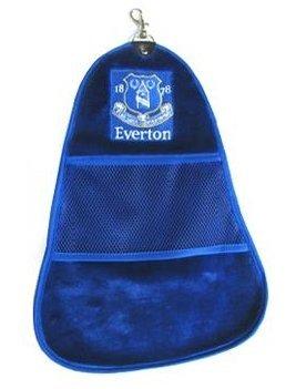 Premier Licensing Everton Fc cleanswingゴルフタオル   B0012U9LES