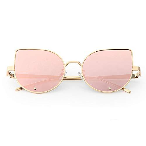 Quelife Fashion Men Women Steampunk Round Mirror Sunglasses Unisex Glasses PK