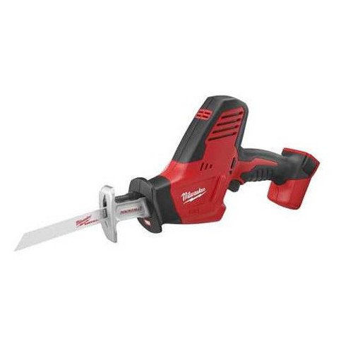 Factory Reconditioned Milwaukee 2625-80 M18 18V Cordless Lithium-Ion Hackzall Reciprocating Saw (Bare Tool)