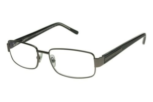 Foster Grant Wes Multifocus Progressive Gunmetal Reading Glasses +1.00 - Power Reading Glasses Lowest