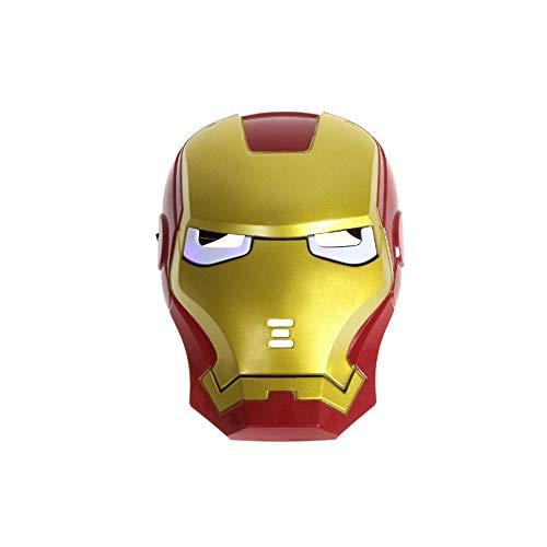 Superhero The Avengers LED Light Eye Mask Glowing