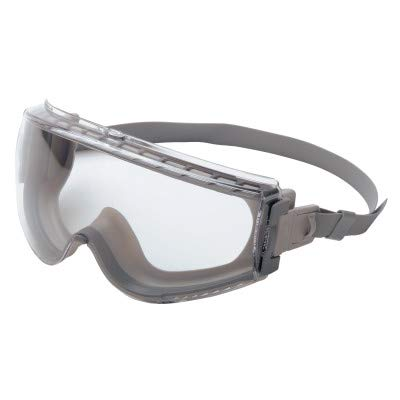 Uvex Stealth Safety Goggles with Dura-Streme Anti-Fog & Anti-Scratch Coating (S3960D)