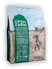 Open Farm OF12301 Grain-Free Turkey & Chicken Dog Food 4.5lb Review