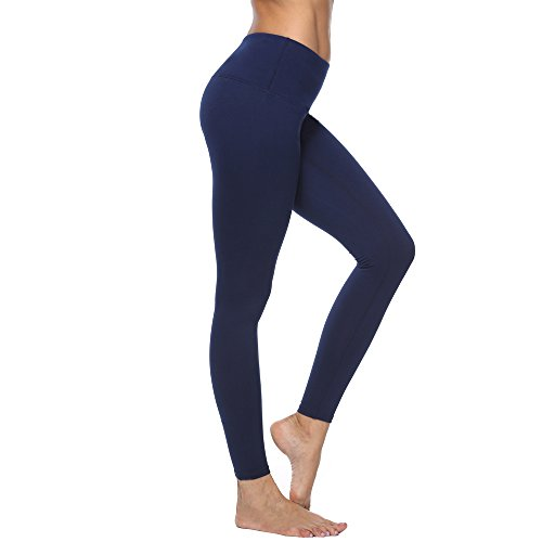 - RURING Women's High Waist Yoga Pants Tummy Control Workout Running 4 Way Stretch Yoga Leggings