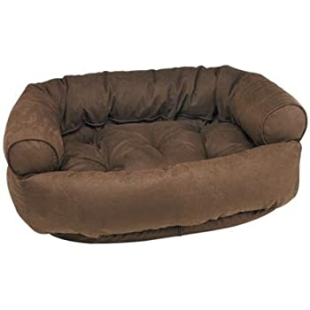 """Bowsers Double Donut Dog Bed, Cowboy, XL 48""""x38""""x17"""""""