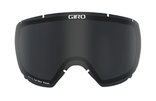 Giro SEMI/DYLAN Snow Goggle Replacement Lens (ULTRA BLACK) by Giro