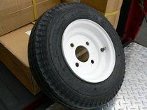 LONG CHIH 4.80-8 8タイヤ&ホイール 4穴8インチ KENDA 3.75 B0040FDVOS