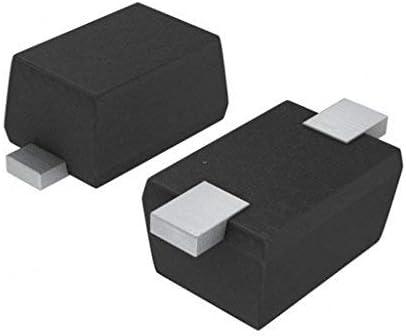 UIOTEC (Pack of 10) 015AZ2.2-X SOD523 0603 2.2v Marking 22 Zener Diode Single Tube