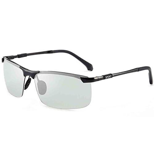 d11459f874 De bajo costo Gafas De Sol De Conducción Polarizadas Para Hombres Gafas De  Protección UV Inteligentes