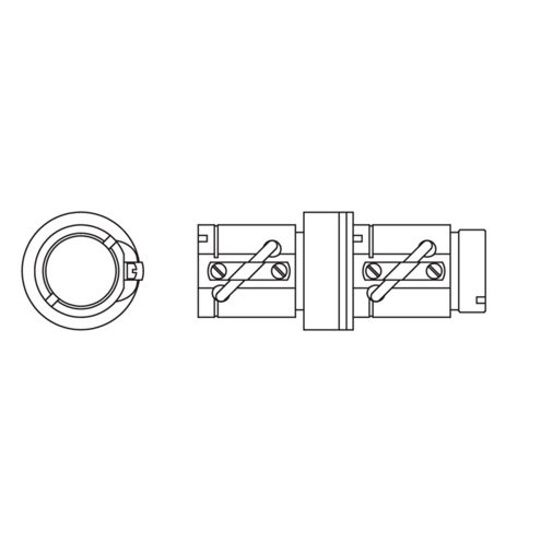 Thomson 7820955 - SAG Legacy Ball Nut Only - Double Nut Preload, Steel Mount Material, 0.631 in Nominal Screw Diameter, 300 °F Maximum Temperature