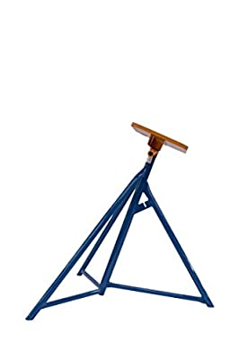 Brownell Sailboat Stand 35 to 52 Inches w/ Orange Top