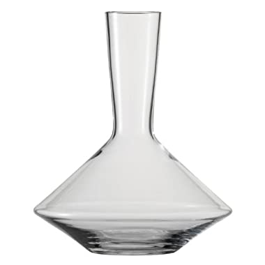 Schott Zwiesel Tritan Crystal Glass Pure Collection 3/4-Liter Carafe Decanter