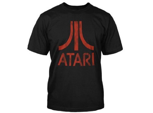 Atari Mt. Fuji T-Shirt Black