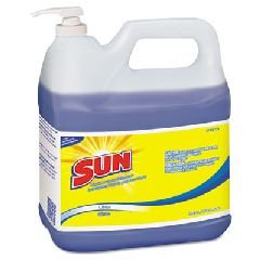 Sunlight DRK 5729773 Liquid Laundry Detergent with Citrus Scent, 2 gallon Bottle (Pack of 2)