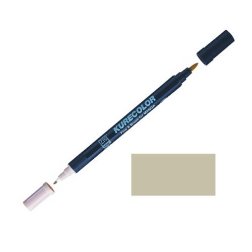 Zig-Kurecolor-Manga-Cartoonist-Fine-Brush-Dual-Tip-Marker-Pale-Dawn-Grey