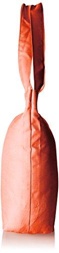ONeill Bm Packable Tote - Borse da spiaggia Uomo, Pink (Fluoro Peach), 12x48x35 cm (B x H T)