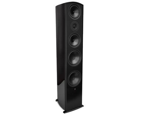 Aperion Verus Grand Tower Speaker (Gloss Piano Black)
