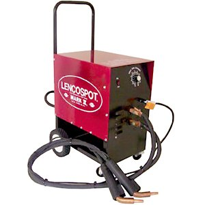 Lenco Autobody Dual Spot Welder (LNXL4000) Category: Spot Welders