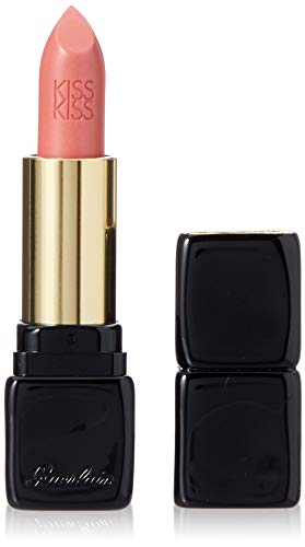 Guerlain Kisskiss Shaping Cream Lip Colour for Women, No. 370 Lady Pink, 0.12 Ounce ()