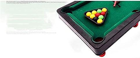 Mesa de Juegos para niños, Mini Billar Billar para niños es Adecuada para Sala de Juegos, Centro Comercial, Bar, Fiesta, Billar.: Amazon.es: Hogar