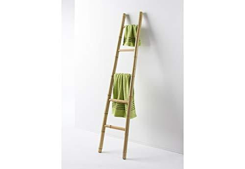 Locker Dekoleiter Bambus 170 cm Natur