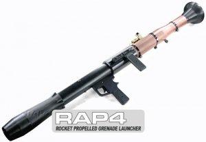 Amazon.com : Rocket Propelled Grenade Paintball Launcher ...Rpg Paintball Gun