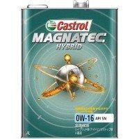 カストロール マグナテック ハイブリッド 0W-16 SN 全合成油 4L×6 B00K76K5E8