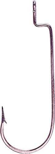 Buy lazer sharp eagle claw lazer worm round bend hook
