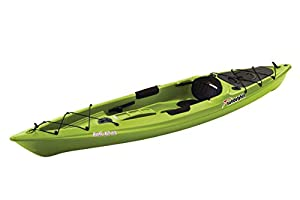 SUNDOLPHIN Sun Dolphin Bali 12 SS Sit-On- Top Kayak (Citrus, 12-Feet)