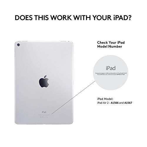 4b01fa42f3d Logitech Blok Protective Rugged Keyboard Case for iPad Air 2 (9.7
