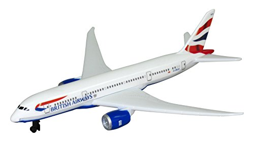 Daron Worldwide Trading British Airways 787 Single Plane Rt6005 Toy