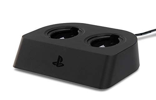 PowerA Charging Dock for PlayStation VR Move Motion Controllers - PSVR - PlayStation 4 5