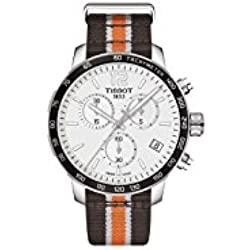 Tissot Quickster Phoenix Suns Chronograph Mens Watch T0954171703734