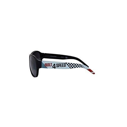cade70da44 Durable Modelando Flash Mc Queen - Gafas de sol - para niño Negro Talla  única